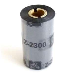 Ruban 2300 Cire spéciale 64 mm x 74 m, 12 unités.