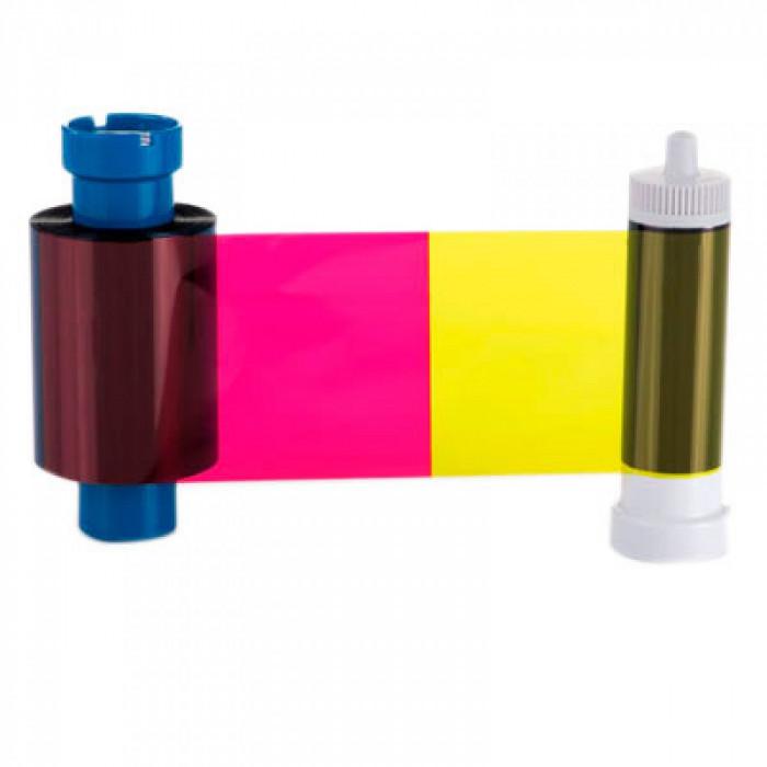 Ruban d'impression couleur Magicard (YMCKO) pour Magicard Pronto, Enduro+, Enduro+ Duo y Enduro3e.RIO PRO 360,- 300 impressions