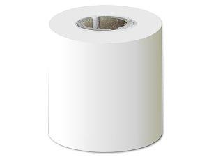 Ribbon 90mm x 300m Color Blanco, caja de 27 unid.