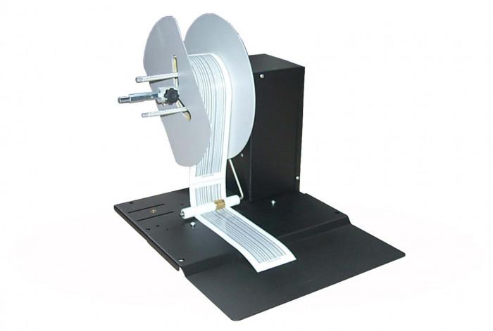 RP-200 Rebobinadores de etiquetas DPR ancho hasta 244mm