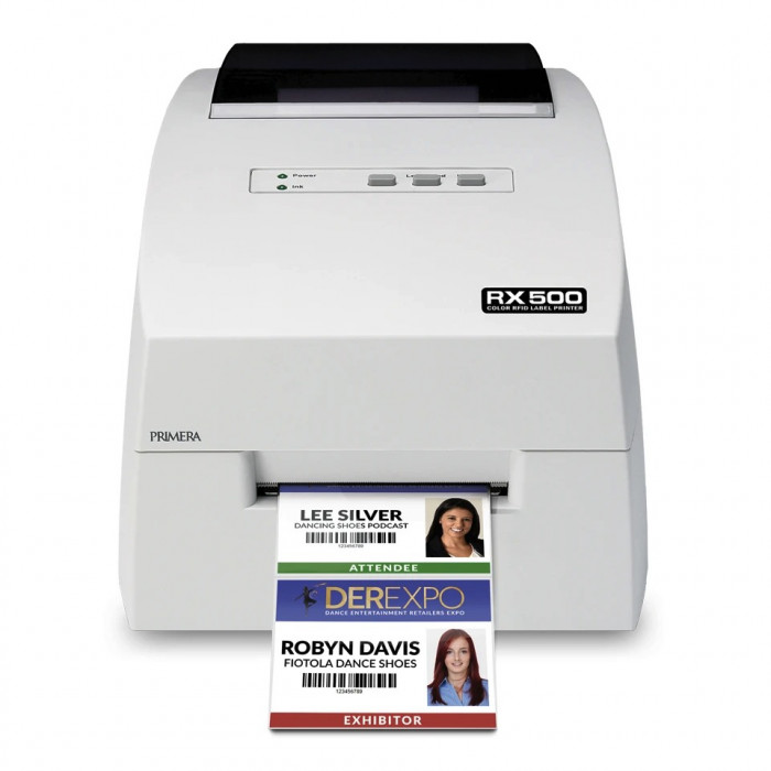 RX500 Color RFID Label & Tag Printer