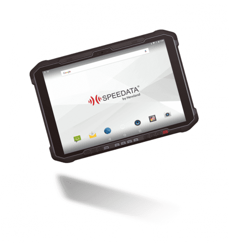 "Newland SD100 Android Tablets 10"" Rugged Tablet Handheld"