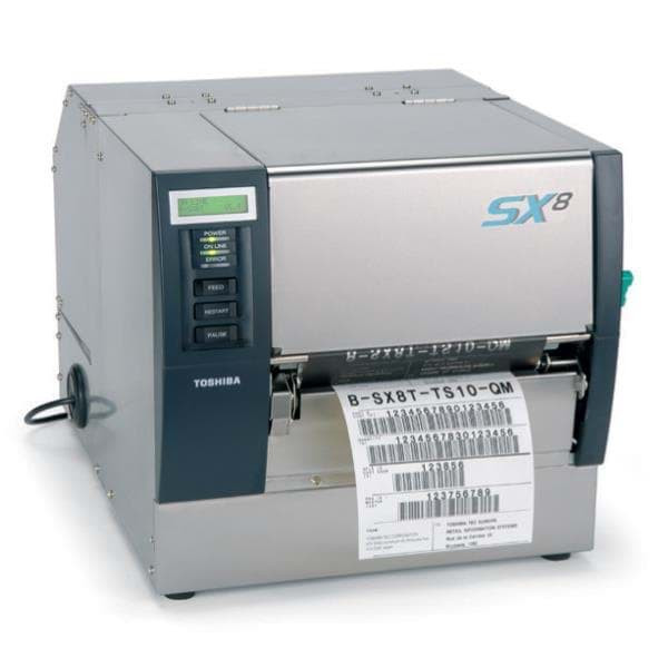 Label Printer SX8 industriale