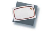 Tarjeta PVC blanca Mifare 4k S70 EV1 NXP. 200 unidades