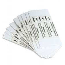 Tarjetas de limpieza extra - doble cara - 50 unidades