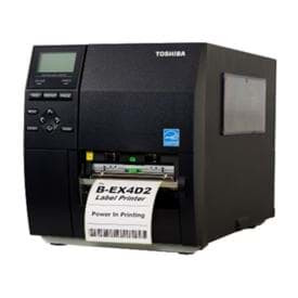 Toshiba B-EX Serie RFID Industrial Label Printer