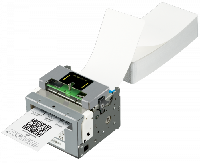 Ethernet VK80, USB, côté CONNEC.300