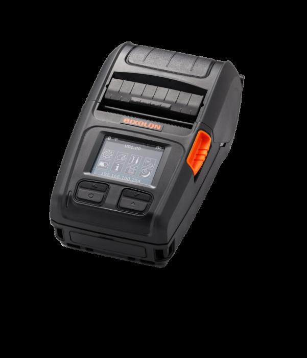 Bixolon XM7-20, iOS compatible con Bluetooth, WLAN, sin revestimiento
