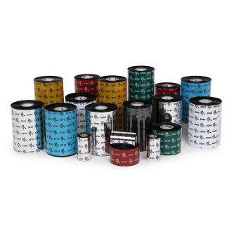 Ribbon  Wax 5319 131mmx450M Blue Box24