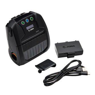 Zebra ZQ210 - DT-Drucker, Bluetooth, ohne Liner