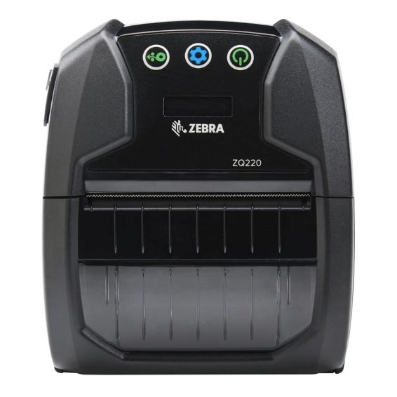 Zebra ZQ220 - DT-Drucker, Bluetooth, Linerless