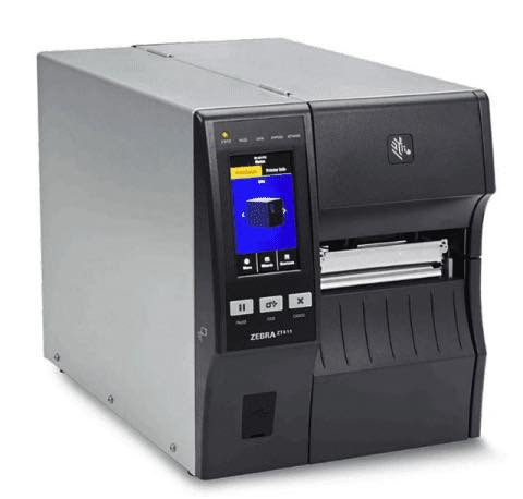 Zebra ZT400 Serie RFID Industrial Label Printer
