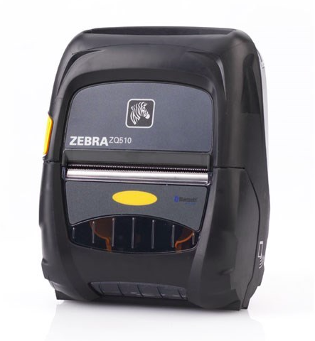 Zebra ZQ510 Rugged 3 Inch RFID Portable Printer