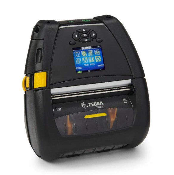 Zebra ZQ600 Series RFIDMobile Label Printer