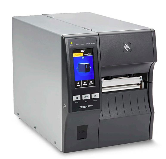 Zebra ZT400 Serie RFID Industrial Label Printer