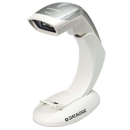 Scanner de codes-barres à imageur linéaire 1D avec fil Datalogic Heron HD3100
