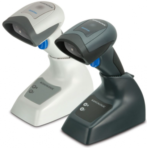Scanner de codes-barres Datalogic QuickScan QBT2400 1D et 2D