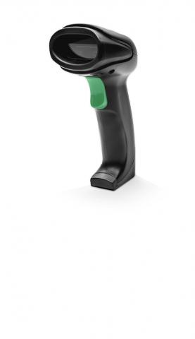 Custom SR 1D/2D barcode scanner Corded