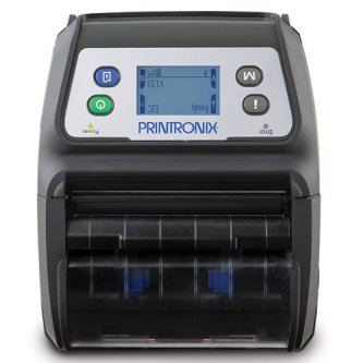 Imprimantes mobiles Printronix Auto ID M4L2