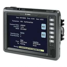Ordinateur portable Zebra VC70N0 ultra-robuste monté sur véhicule