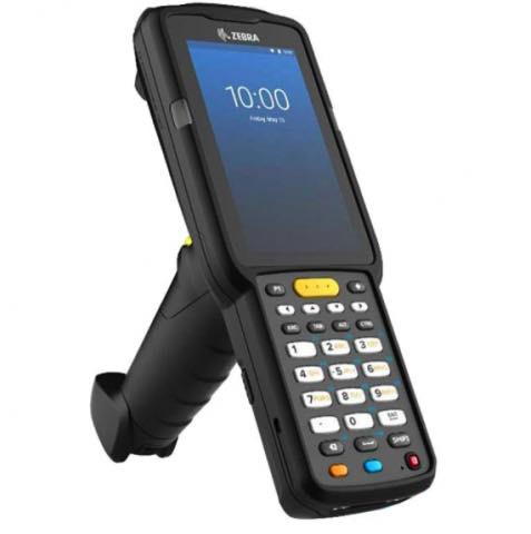 Zebra MC3300x Gun/Pistol Grip Mobile Computer