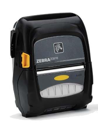 Zebra ZQ520 Rugged 4Inch Portable Printer