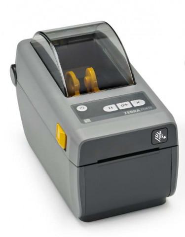 Imprimante thermique directe ultra-compacte de 2 pouces Zebra ZD410