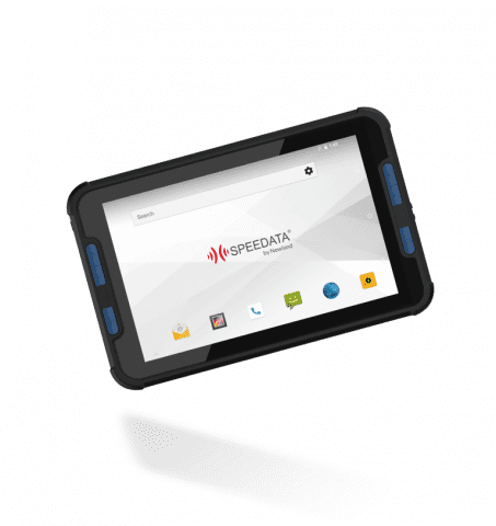 """Newland SD80 Android Tablets 8"""" Rugged Tablet Handheld"""