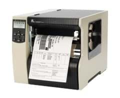 Imprimantes d'étiquettes et d'étiquettes de codes-barres Zebra 220Xi4 industrielles à grand volume