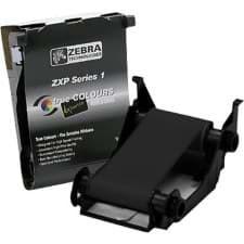 Zebra Load-N-Go Cinta monocromo para ZXP Serie 1 Negro